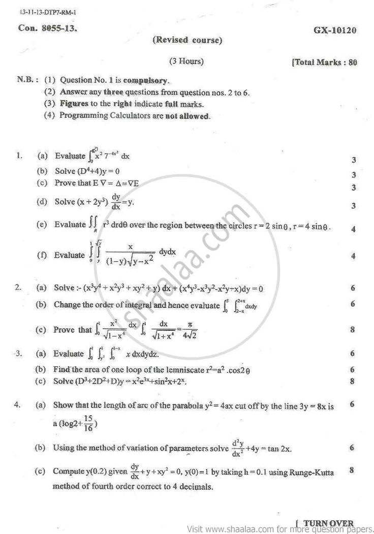 10 best mumbai university engineering question papers images on applied mathematics 2 2013 december engineering be bachelor of engineering semester 2 malvernweather Images