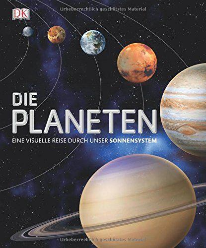 Die planeten eine visuelle reise durch unser sonnensystem