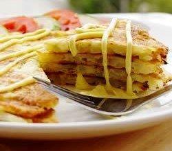 Resep Sarapan Pancake Kentang