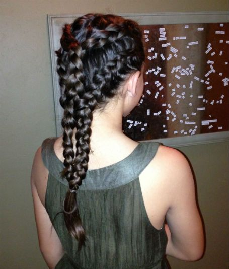 Best Braid Hairstyles for Grown-Up Girls (How-To Video Instructions Galore!) - EcoSalon   Conscious Culture and Fashion