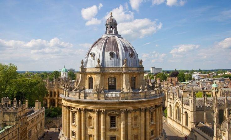 Англия, Оксфорд - Путешествуем вместе