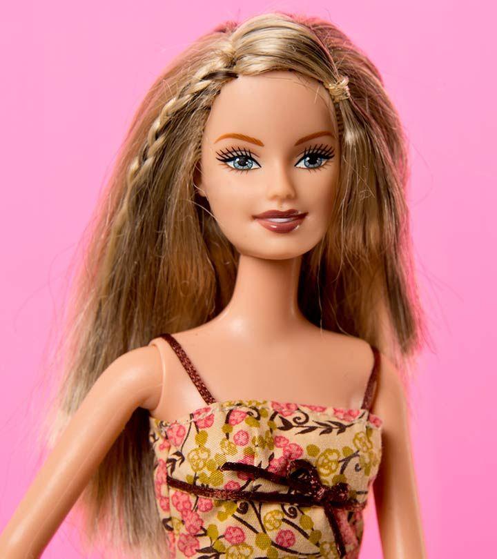 Barbie Frisuren