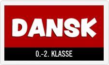 Vi har frem til den 1. oktober et prøveabonnement på dansk i indskolingen.