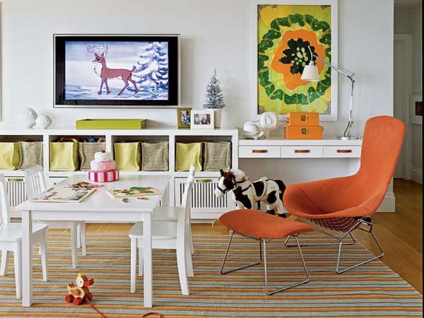 Kids Playroom With Tv child's playroom | kid's room | pinterest | playrooms, storage and