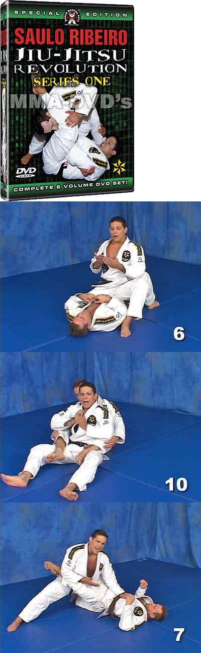 DVDs Videos and Books 73991: Saulo Ribeiro - Brazilian Jiu-Jitsu Revolution Series 1 -> BUY IT NOW ONLY: $74.99 on eBay!