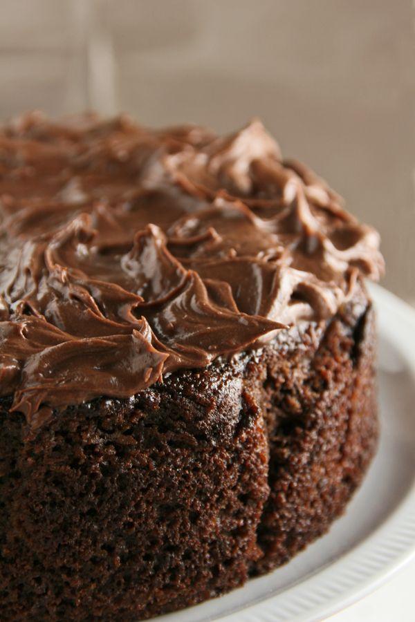 Spiced Chocolate Orange Cake: Decadently Gluten-Free