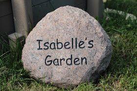 Remember Our Loved Ones - Memorial Ideas: Memorial Garden