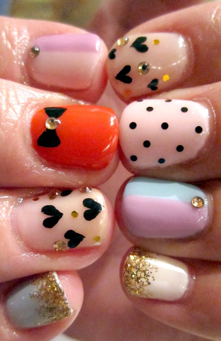 74 best Nails images on Pinterest | Nail design, Make up looks and ...