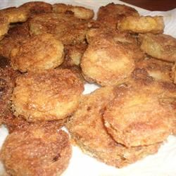Country Fried Squash.  Just want to have some good country fried squash sometimes.