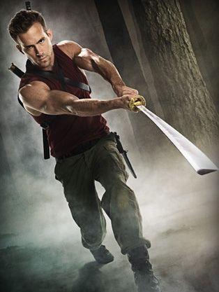 X-Men Origins Wolverine: Ryan Renolds als Deadpool Outlaw Jeb