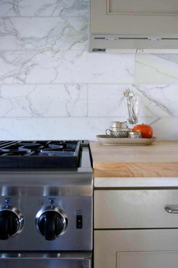 Large maple with wenge butcher block countertop in pennsylvania - You Are Not Alone In Your Love Of Carrara Marble Carraratiles Com