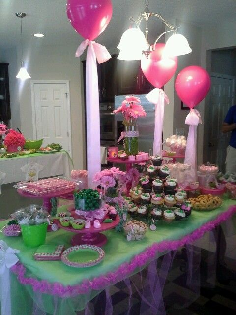 Two Peas In A Pod Baby Shower Princess P And Jessica S