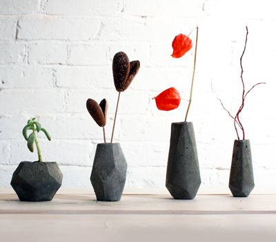 Mix & Make: 15 Cool Concrete DIY Projects   Dotcoms for Moms