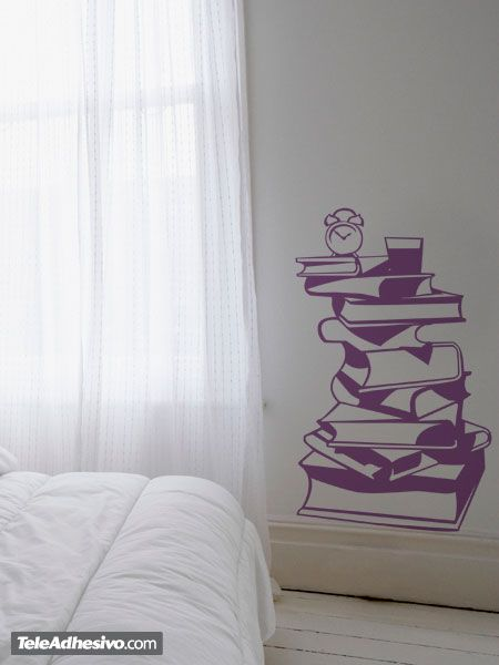 15 best stickers muraux meubles vintage images on. Black Bedroom Furniture Sets. Home Design Ideas