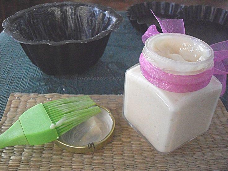 Base antiaderente per gli stampi ricetta homemade