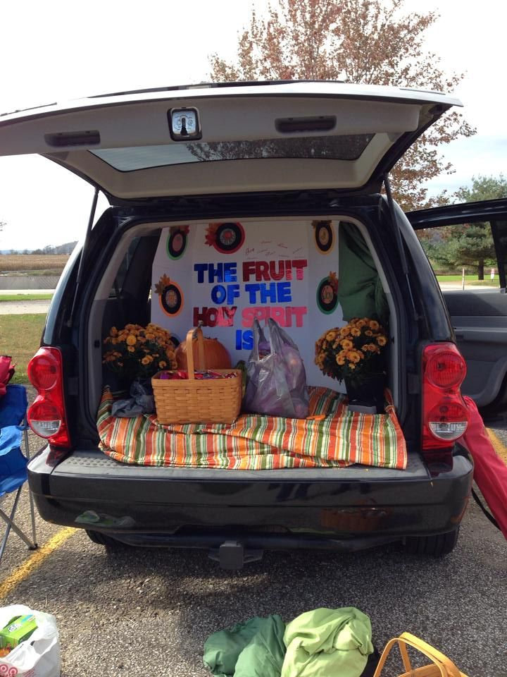 Best images about trunk or treat on pinterest cars