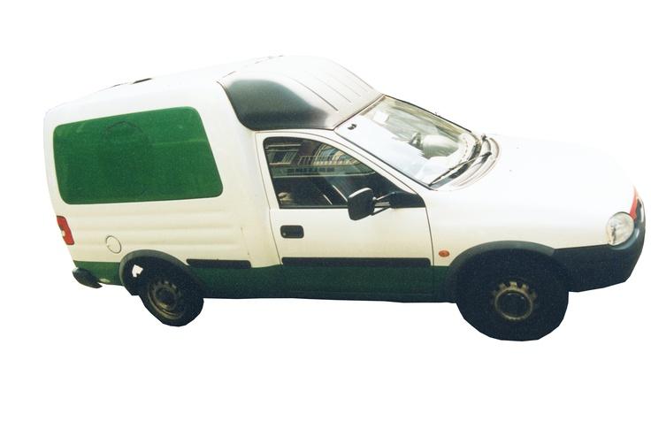 ex-Heineken Opel Combo