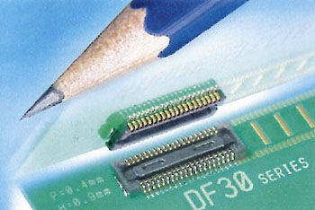 Low Profile PCB Connector stacks at 0.9mm high | EE Times