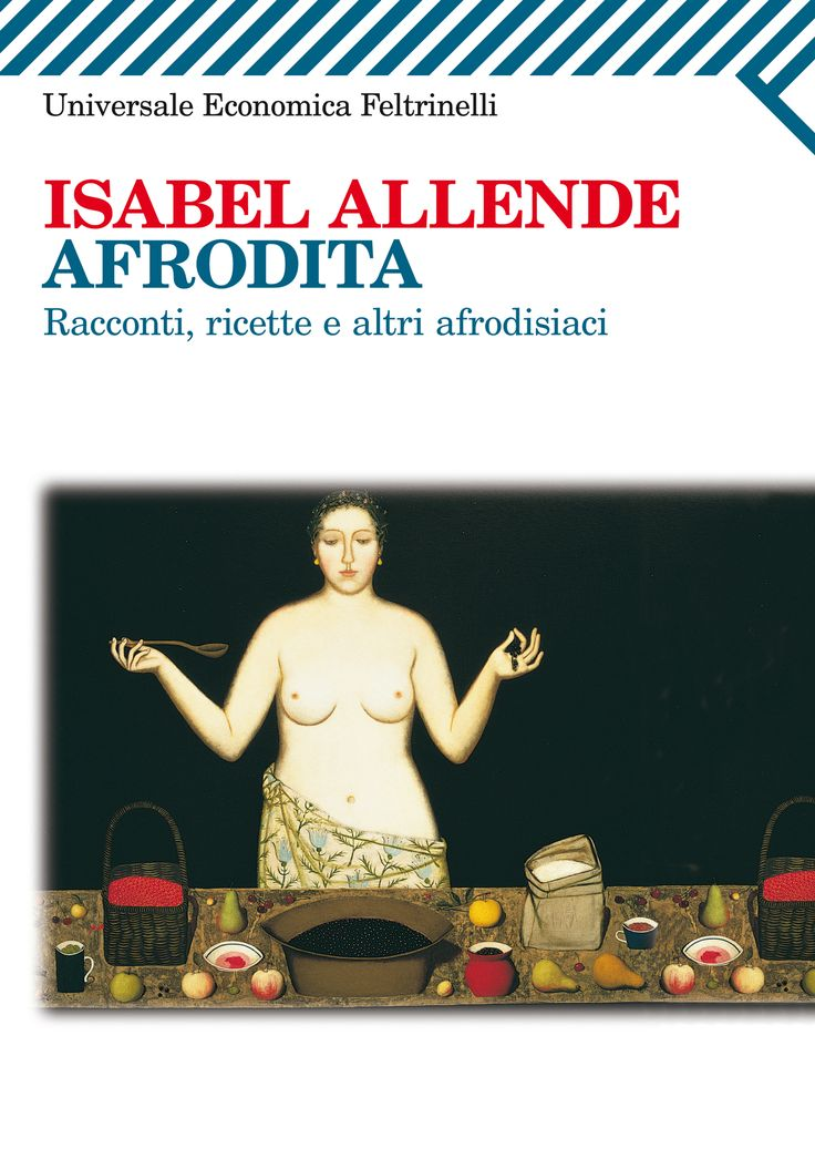 Afrodita - Isabelle Allende