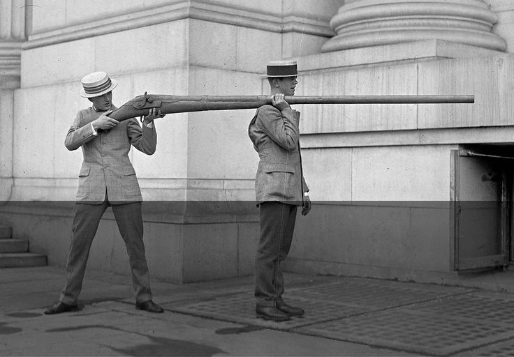 Punt Gun Met Large Demand For Birds In 1800's