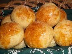 Receita de Pão de cebola
