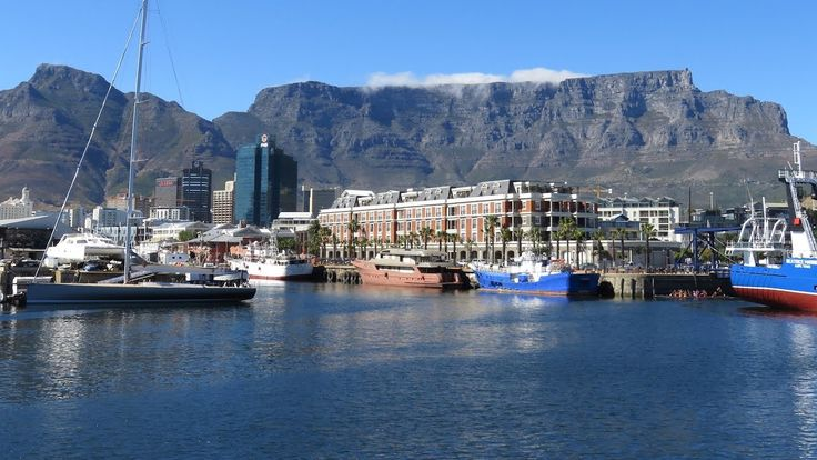 awesome Cape Grace Hotel (Cape Town, South Africa): impressions & review - video