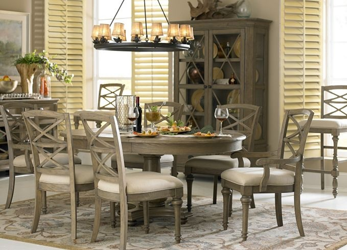 Pin by jamie mcfarlane on home pinterest for Dining room tables havertys