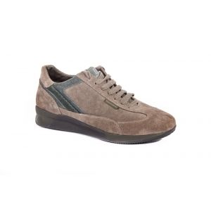 Devon Plymounth 152.M.564 10 Taupe Anthracite Herny Cottons