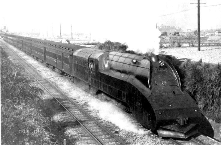 国鉄C53形蒸気機関車43号機