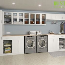 17 best images about fancy laundry room on pinterest washer and dryer garage laundry rooms. Black Bedroom Furniture Sets. Home Design Ideas