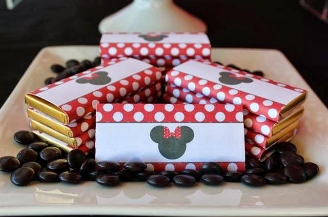 Little Big Empresa | O Blog: Minnie Mouse temático da festa de aniversário de Ruby por Nichole Curto