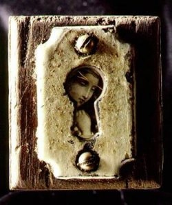 A Perturbed Spirit - 1995   by Keith Lo Beu: Brooches Www Lobu Art Com, Keith Lobu, Lo Bue, Assemblages Art, Inspiration, Lo Beu, Artists Keith Lo, Perturb Spirit, Altered Art
