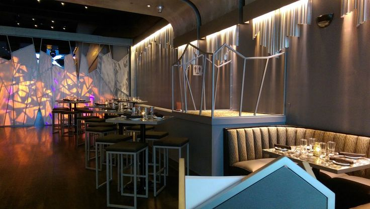 Lucid Light Lounge - Milwaukee, WI, United States. Lucid's lounge and dining area