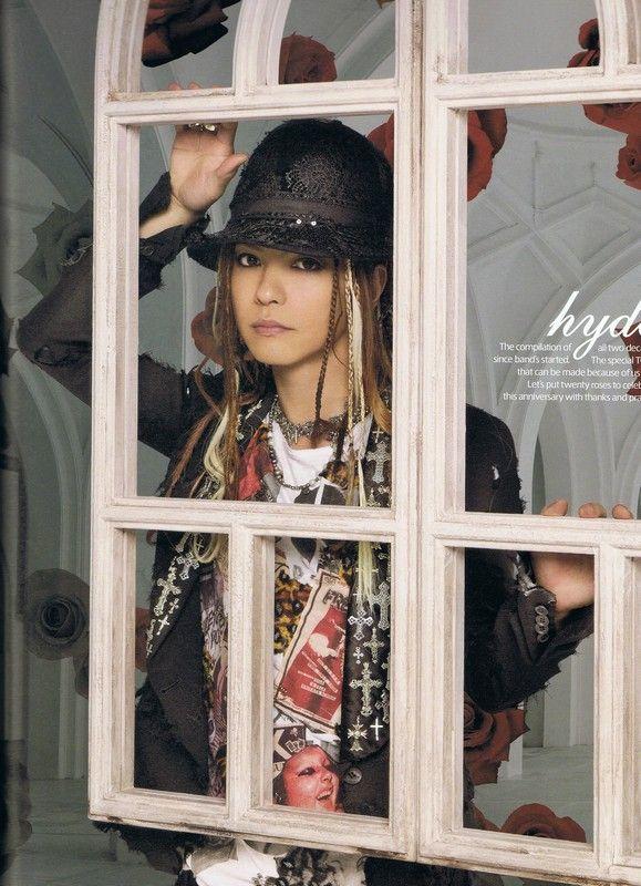 2011 #hyde #hidetotakarai #takarai #hydetakarai #larcenciel #vamps #ラルクアンシエル #寶井秀人 #2011