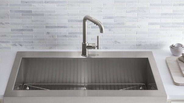 Thalassa Plomberie Décorative - Robinet Purish de marque Kohler - K-7505