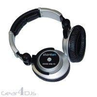 Stanton DJ Pro 2000 High Output Club Headphones