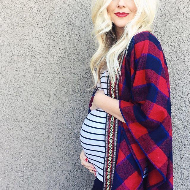 Preggo pregnant bump maternity style fashion- Ellabrooksblog.com