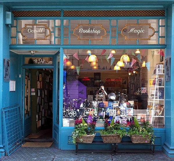 London's Most Fabulous Literary Bookshops - Including the one where Noël Coward was caught shoplifting.