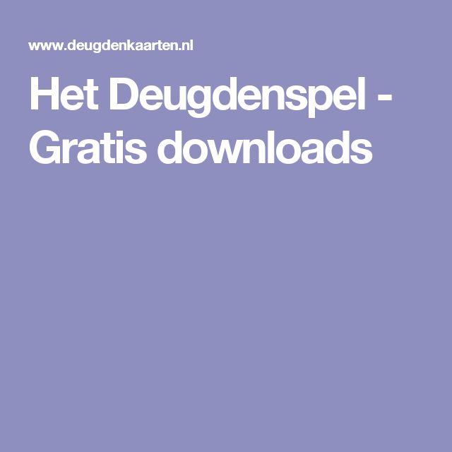 Het Deugdenspel - Gratis downloads