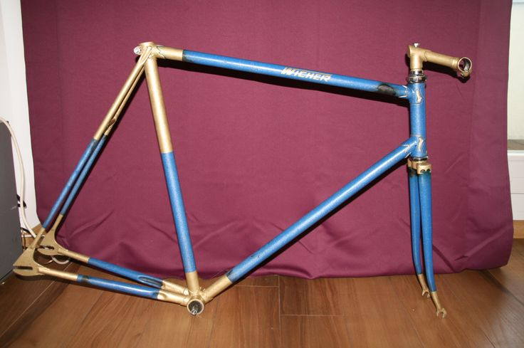 Wicher, Polish Pista Frame. So awsome geometry