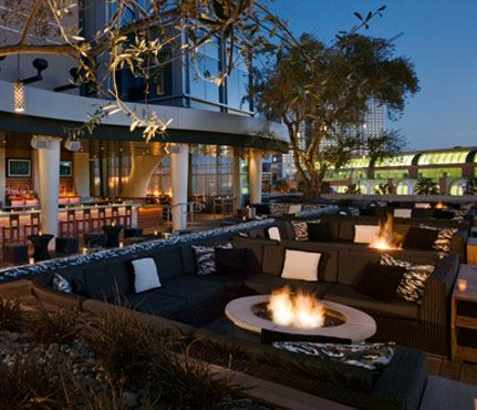 Rooftop Bars Worth a Visit: Float, Hard Rock Hotel in San Diego, CA #SelfMagazine