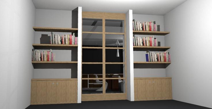 Kamer en suite in een strake stijl! Te realiseren vanaf: € 3200,-