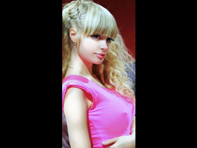 "kenova girls A girl ""angelica kenova"" from russia not only looks like a barbie doll but also treated like a doll ""angelica kenova"" is a russian and ukranian model,."
