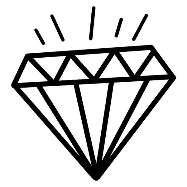 diamond coloring pages print outs - photo#15