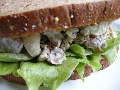 Can't wait to make this!!!Chicken Salad Southern Plates, Chicken Salads, Chunky Chicken, Eating, Apples Recipe, Apple'S Grape Pecans Chicken, Chickensalad, Chicken Salad Recipes, Chicken Salad Sandwiches