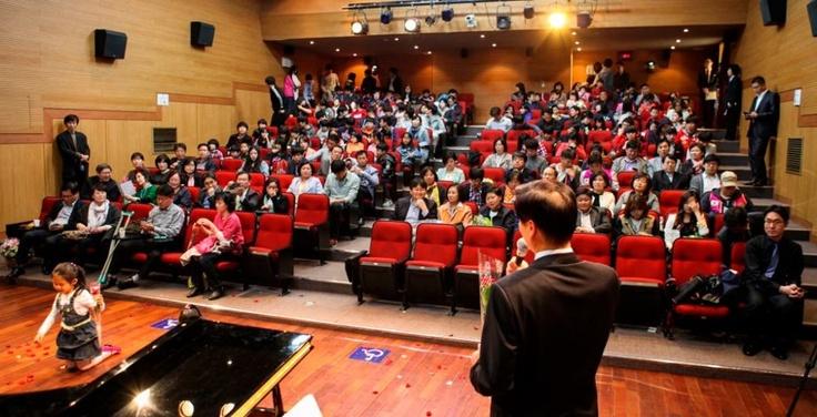 이해식 강동구청장의 소리나눔합창단 불우청소년돕기  자선공연 축사 2013.4.27  강동어린이회관