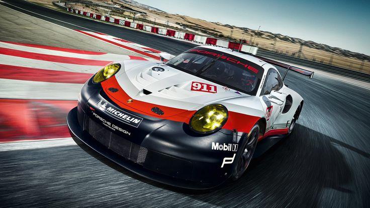 2017 Porsche 911 RSR http://www.wsupercars.com/porsche-2017-911-rsr.php