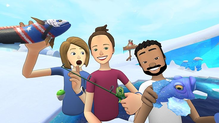 'Bait!' Go Ice Fishing With Friends To Facebook's Social VR  #av #Bati! #facebook #facebookspaces #gaming #oculus #resolutiongames #rift #socialVR #spaces #vr #game #FBGame #onlinegame  #new #technews #tech #technology #webserveu #upcoming #GCP #LavarBall #ATLvsSEA #DWTS #Seahawks #Falcons #KissYouThisChristmas #Paige #RHOC #MondayMotivation
