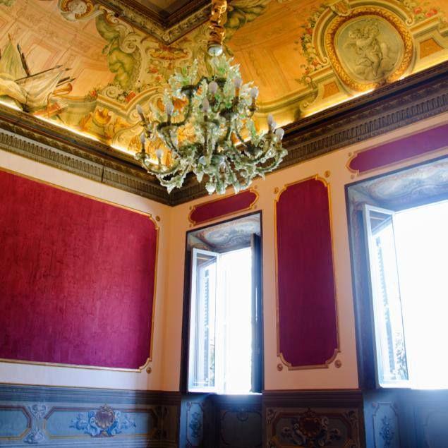 Sala dei Cherubini