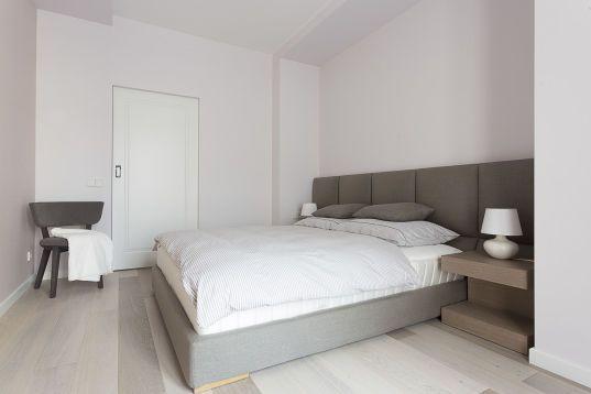 Aranżacje / Pomieszczenie: Sypialnia - Myhome